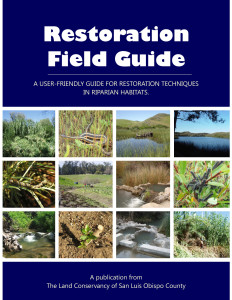 Brian Stark, OVLC's Conservation Director Finishes Field Guide to Restoring Fish Habitats
