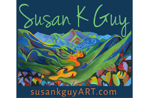 Susan K Guy Art