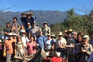Cleaning up the Ventura River