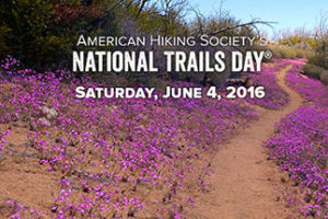 Celebrate National Trails Day